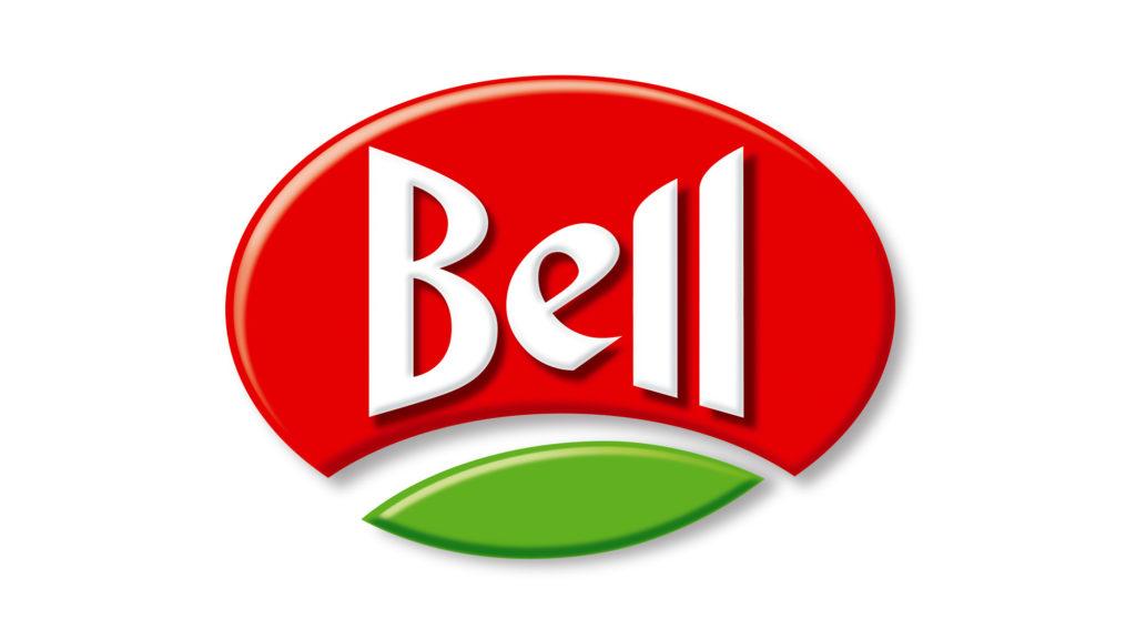 Logo Bell créé par Enrico Pestalozzi Agence Packaging Satellites créez une marque forte et durable
